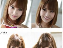 아스카 키라라 12년간 얼굴 변화